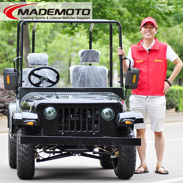 200cc Gasoline Engine Cvt Custom Mini Jeep Door Scuff Plate Jw1501 ...