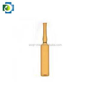 1ml,2ml,3ml,5ml,10ml,20ml Medical glass injection ampoule vials/bottles