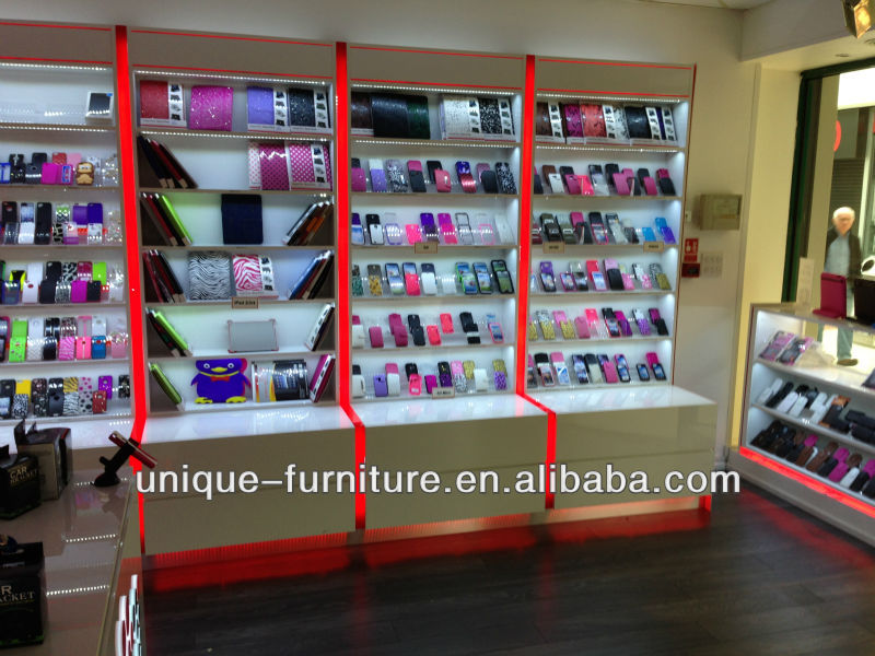 Mobile Phone Store Interior Design,Mobile Phone Shop Furniture ...