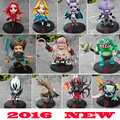 WOW DOTA 2 Kunkka Lina Pudge Queen Tidehunter CM FV PVC Action Figures Collectible Toys 7pcs