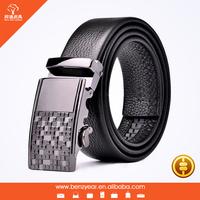 famous designer High Quality Men Cowhide Leather Automatic Buckle Waist Belt Branded Vintage Designer Belt