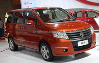 Popular model Brand New Dongfeng Succe Car /family car /mini van with 7 seats popular in Africa Market