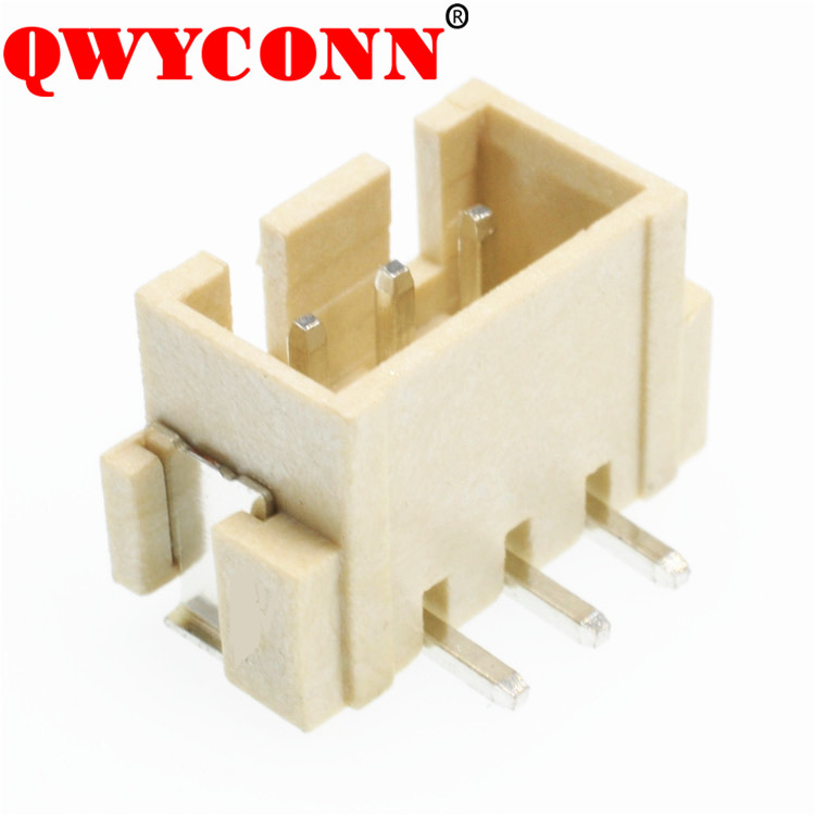 XH 2.54mm Pitch Vertical 2-15P High Temperature SMT Wafer Connector/ Wire to board connector With Lock
