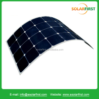 flexible 100 Wp solar module