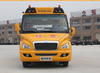 Chinese hot sale 50 seats school bus model