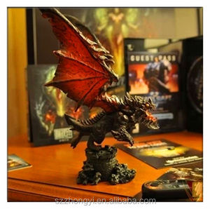 2014 China Supplier hot new products resin dragons wholesale