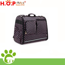 Professional Factory High Quality Dog Foldable Cage with Wheels/Dog Flight Carrier/Dog Tote