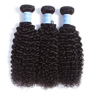 Grade 10A Virgin Hair 100% Human Hair Kinky Curly Peruvian/ Malaysian/ Indian/ Mongolian/ Brazilian Cutical Aligned Hair