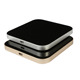 Fashion Design Cell Phone Accessories Qi wireless Charger Power Mat for Huawei p8 lite