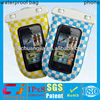 new design waterproof smart phone dry bag for boating