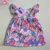 2019 Summer New Baby Kids Floral Lace Dresses Children Girl Princess Party Long cotton lining lace Dress
