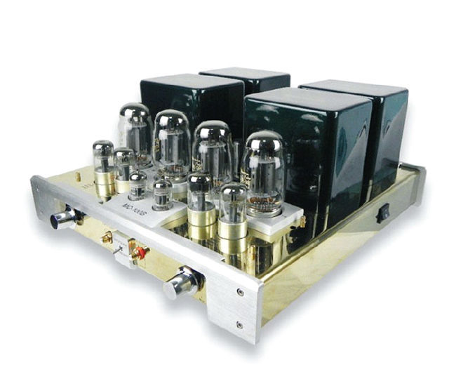 YAQIN MC-100B Vacuum Tube Integrated Amplifier Have a fever of pure tube amplifiers amps power hifi tube amplifier