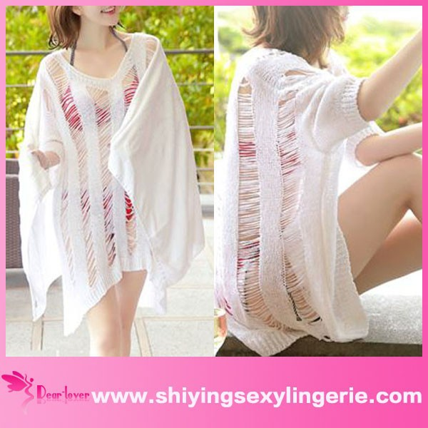 Classic Wholesale Sexy Casual Loose Hollow-out Summer Beachwear hot sale extreme bikini model