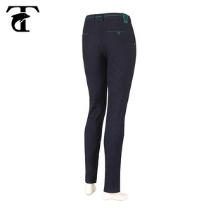 various types of mens black leather formal pant trousers