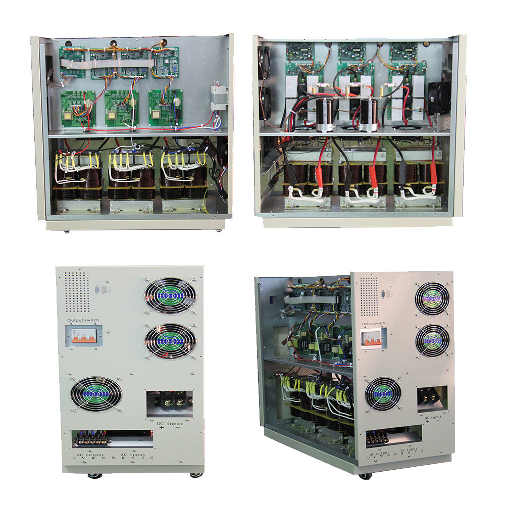 10kw 96v Dc To Ac Pure Sine Wave Power Solar Inverter Circuit