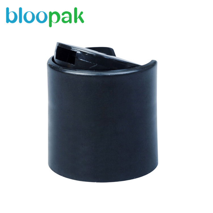 Good quality filp top cap plastic cap push pull cap/DISC TOP