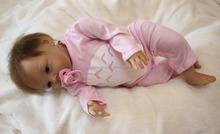 Handmade Reborn Real Looking Vinyl reborn Baby doll