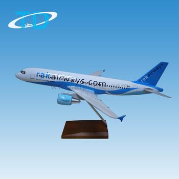 Custom Logo/livery A320 Resin 1 100 Scale Model Aircraft - Buy Handmade  Aircraft Models,Decorative Airplane Model,Airbus Aircraft Models Product on