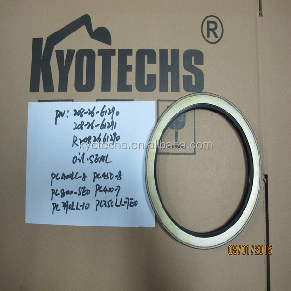 OIL SEAL FOR 208-26-61290 208-26-61291 R2082661290 PC400LC-8 PC450-8 PC800-8EO PC400-7 PC390LL-10 PC350LL-7EO .jpg