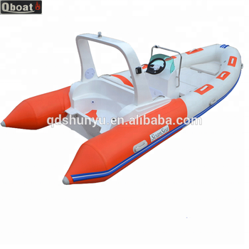 Latest 50hp Outboard Motor Cheap Rowing Inflatable Boat Fiberglass With Ce  - Buy Boat Fiberglass,Fiberglass Cheap Yacht With Ce,Pvc Or Hypalon