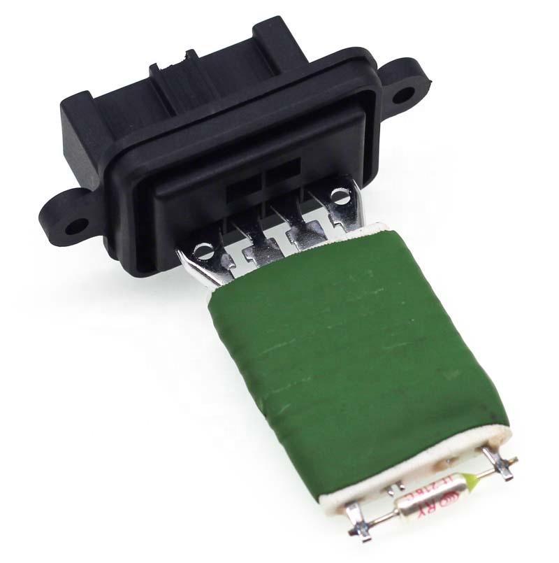 Blower Resistor 2002 on Regulator Rheostat New FORD FIESTA Mk5 Mk6 1.2 Heater
