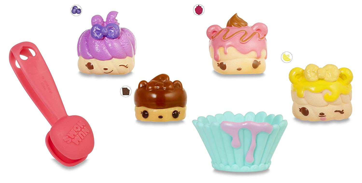 Num Noms Series 4 Frosted Donuts Starter Pack
