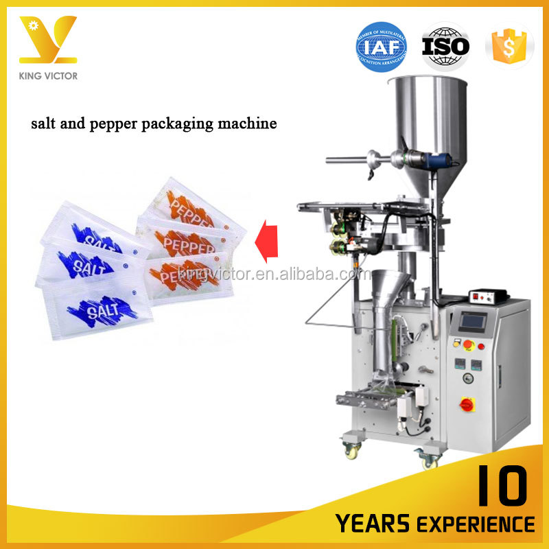 Stick Salt and Pepper Packing Machine for Spice
