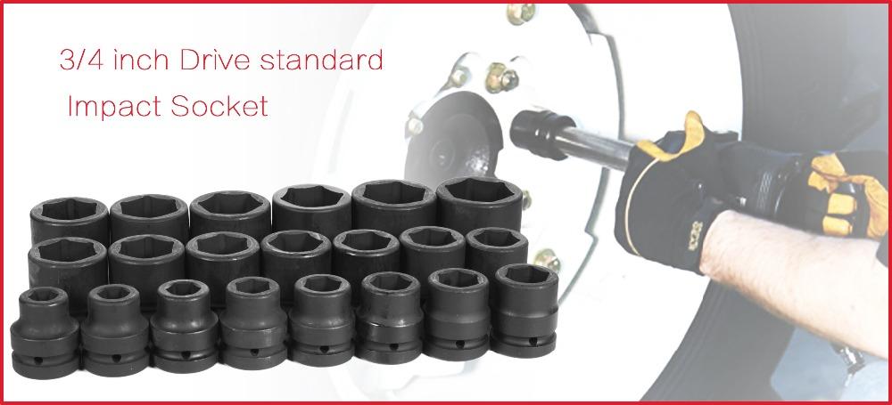 Professional Auto Repair Tool 21pcs Socket Wrench Set High