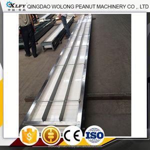 Small convenient use balance wire mesh conveyor belt
