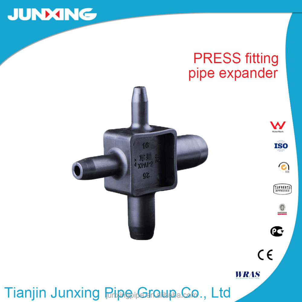 PEX AL PEX Pipe fittings press manual clamp