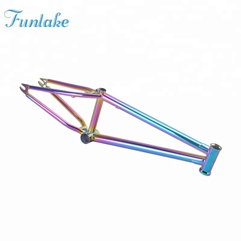 Chromoly bicycle frame wholesale cheap dirt jump bmx bike frames for sale