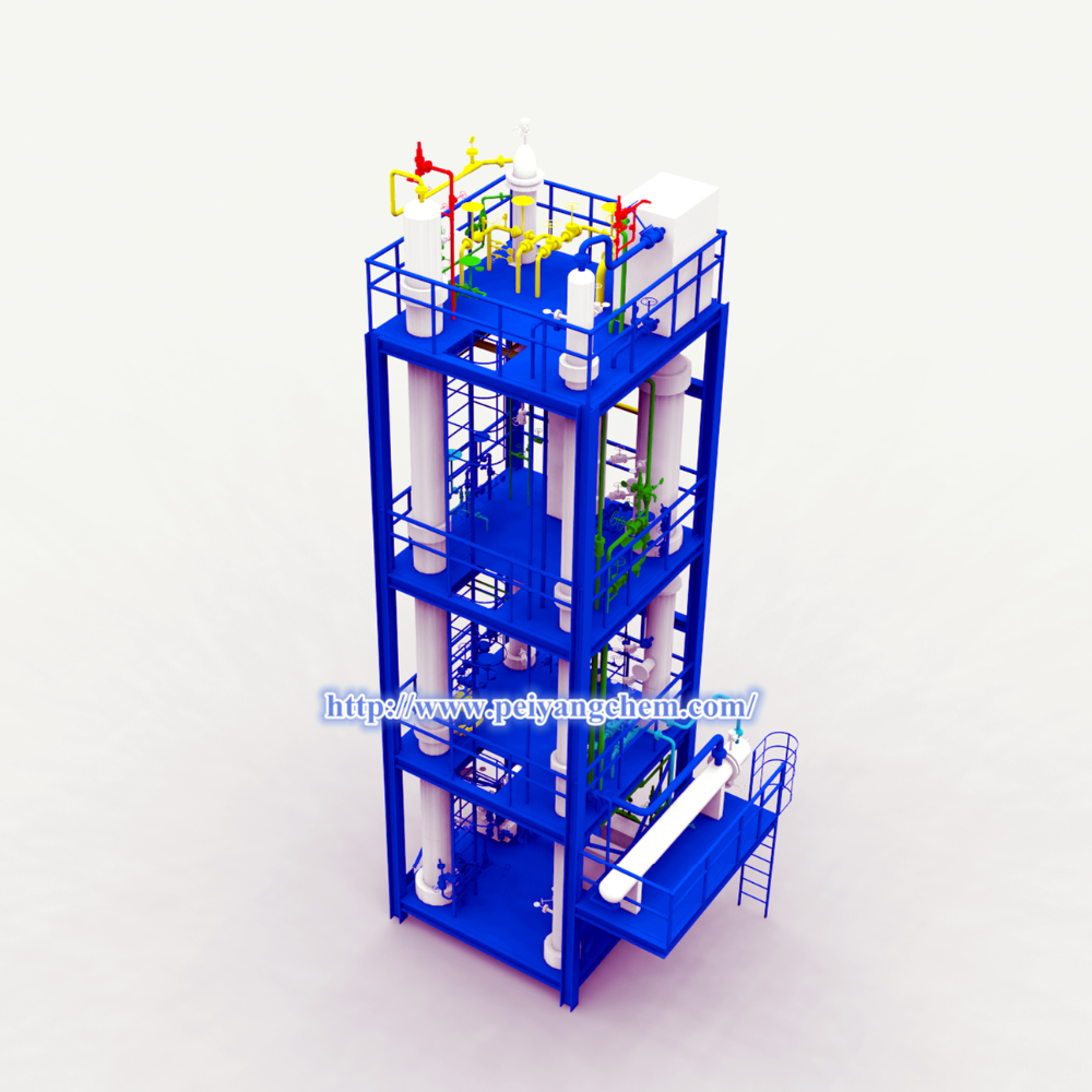 Modulaire LPG LNG CNG Plant-EPC Aannemer-Turnkey Dienst
