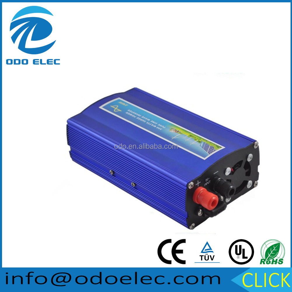 high efficiency off grid low frequency pure sine wave 300w solar inverter 12v 24v 48v dc to 230v ac