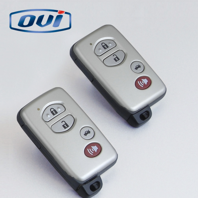 Pke Rfid Keyless Starter Push Button Start Remote Engine