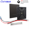 Coreman p3.91 led module panel dot matrix display video led wall p2.5 p3.91 p4.81 p5