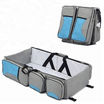 Multi Purpose Baby Car Seat Travel Carry Bed Fold Bag For Plane
