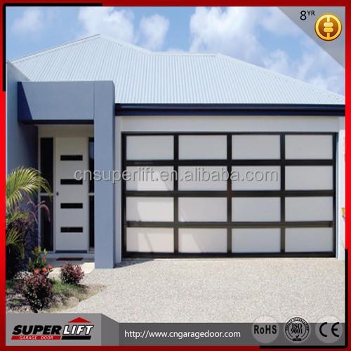 Precio puertas garaje puertas garaje aluminio with precio for 30x40 costo del garage