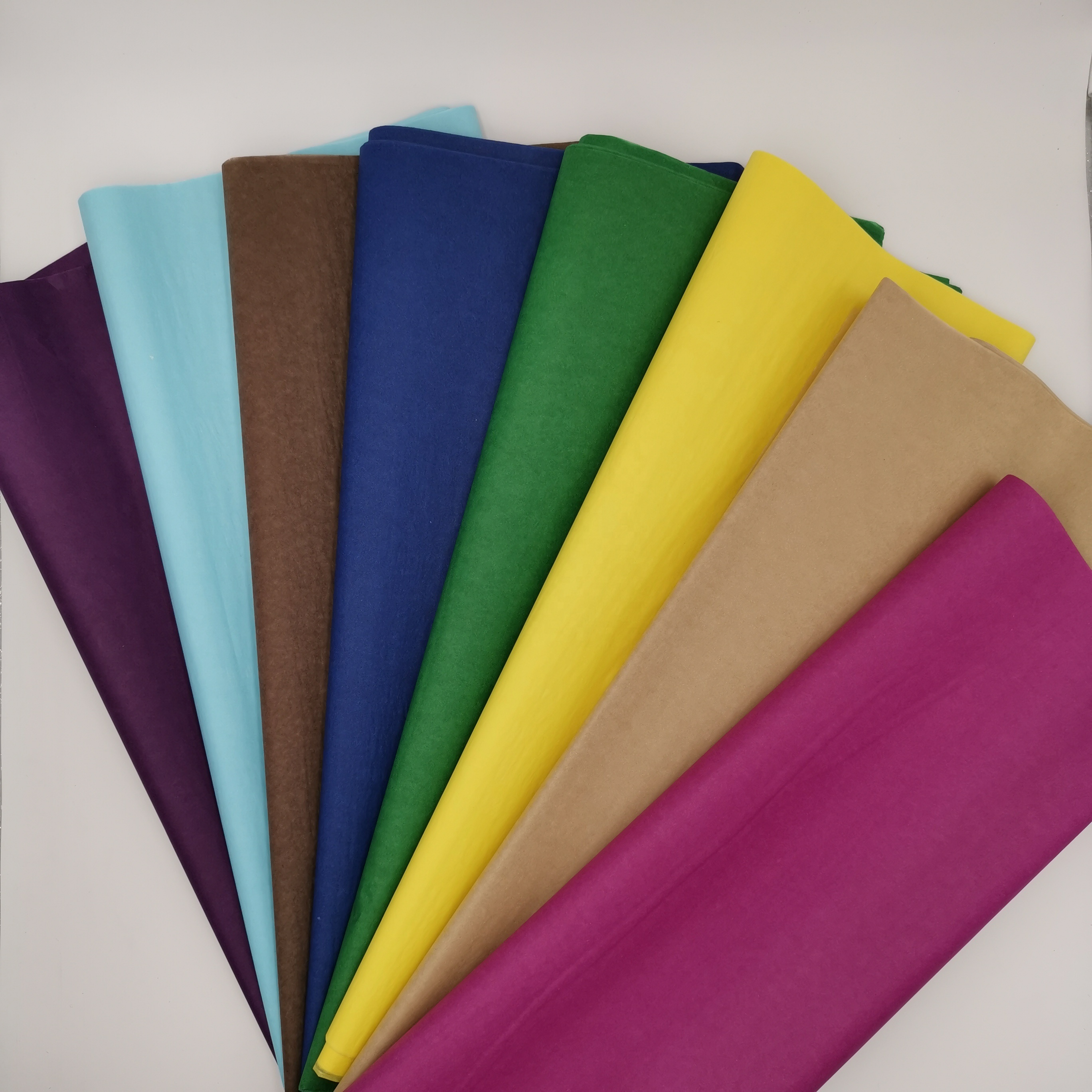 MF Color Tissue Paper for Gift Wrapping  paper type