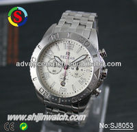 Japan Movt Quartz Branded Watch Stainless Steel Back,Custom Automatic Man Watch