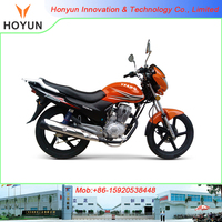 Hot sale in South America PEGASUS Lifan Zongshen Loncin Shineray Haojin AVA YF200-8A motorcycles