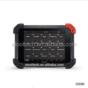 XTOOL PS90 Heavy Duty Engine Diagnostic Scanner Diesel Engine Diagnostic  Scanner
