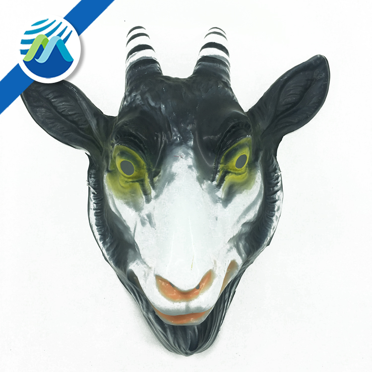Wholesale New Arrival Halloween Carnival Party Goat Mask Animal Full Mask