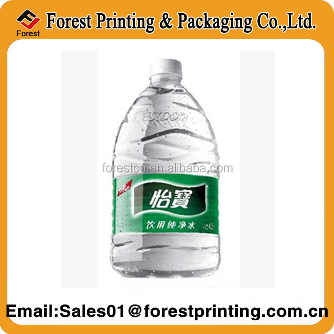 Custom Packing Vitamin Water Private Label with High Quality