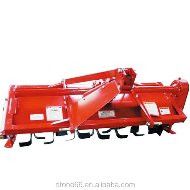 Tractor Driven Rotary Tiller Cultivator