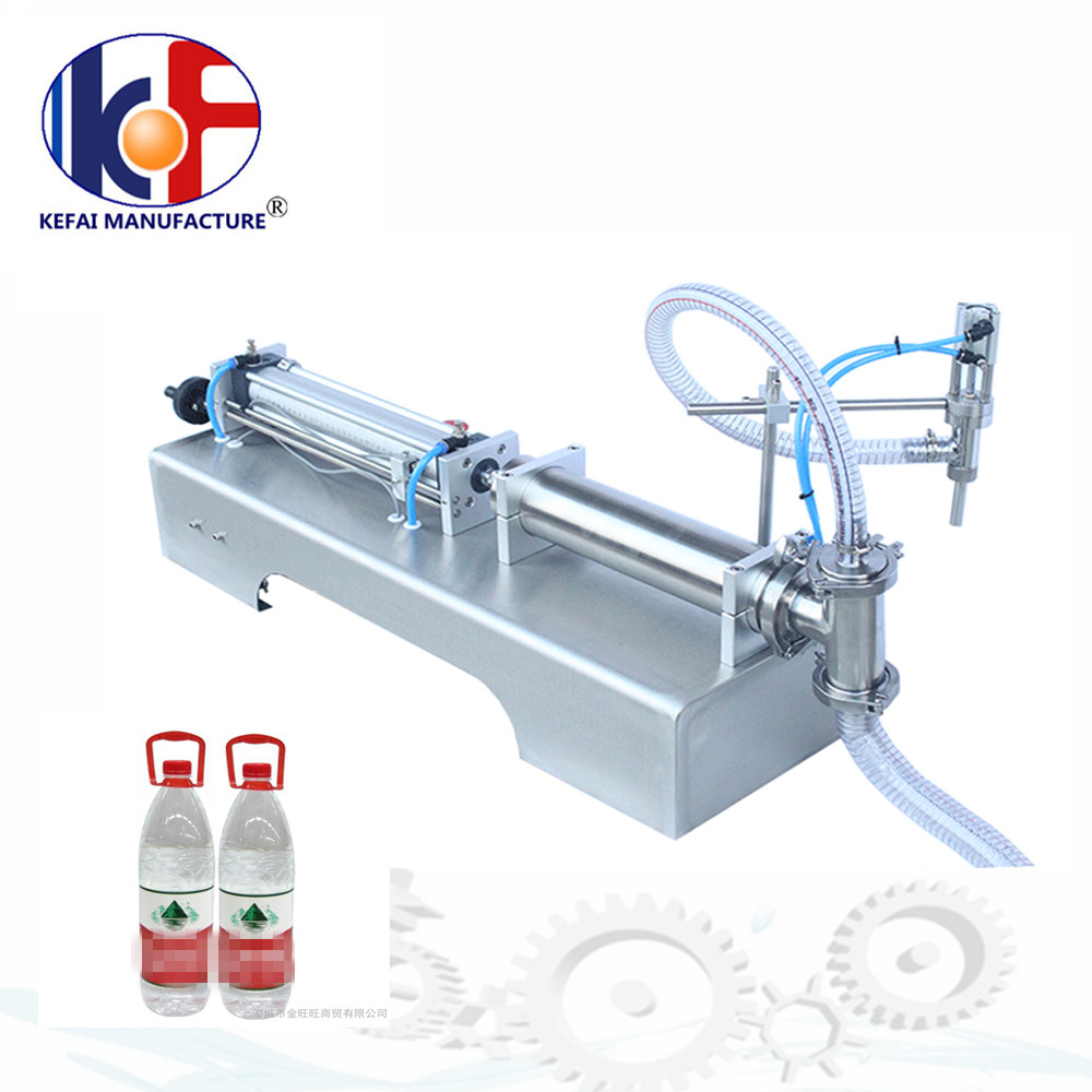 Manual oil bottle filling machine/Liquid filler/Ointment filler machine