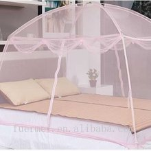 folded polyester easy mosquito net