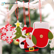 BEST-TODAY safey wholesale artificial christmas tree ornament