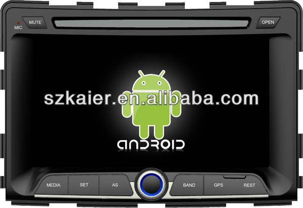 Android car radio for Ssangyong Rodius with GPS/Bluetooth/TV/3G/WIFI