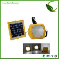Home system and modern design 36 led solar lantern with mobile phone charger