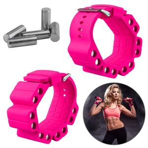 Fully Adjustable Wearable Wrist Weights Belt Intensify Dance Barre Pilates Bounce Accessories Fitness Weighted Wrist Weights